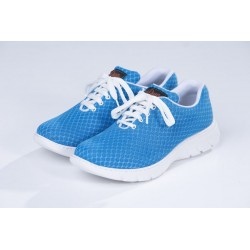 Zapato Dian Calpe Azul turquesa