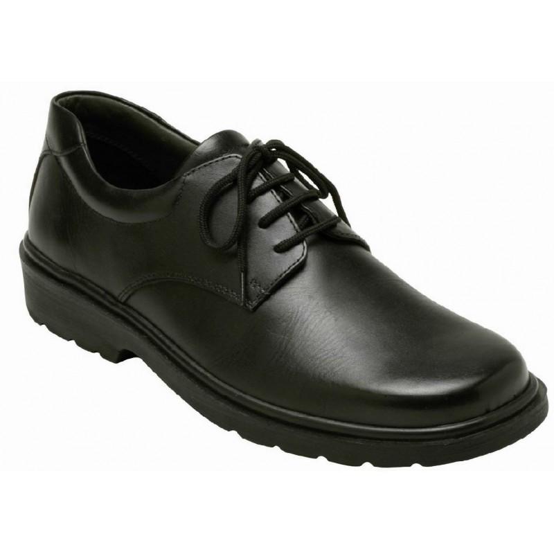 Piel De Flexible Zapato Cómodo Y Confortable Cordones Con Fz5xCx4wq